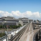 Tokyo Olympic City by Bruno Beach