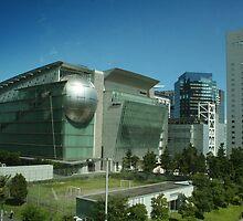 Tokyo City by Atanas Bozhikov NASKO