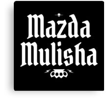 Mazda Mulisha Canvas Print