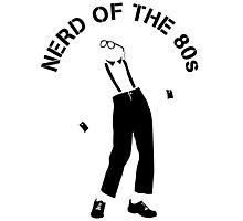 Nerd of the Nerd 80s S. Urkel Photographic Print
