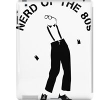 Nerd of the Nerd 80s S. Urkel iPad Case/Skin