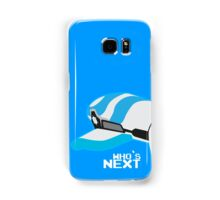 Who's NEXT? [White] Samsung Galaxy Case/Skin