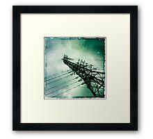 Magneticity Framed Print