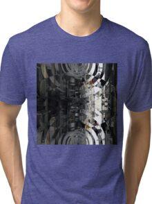 _SAM1090_GIMP Tri-blend T-Shirt
