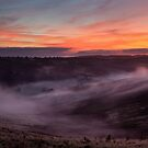 Dawn breaks over Exmoor by Rob Lodge