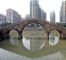 Comb Lane, Changzhou, Jiangsu by DaveLambert