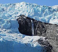 Glacial Flow by Gary L   Suddath
