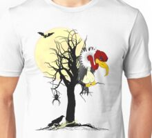 Halloween Buzzard Unisex T-Shirt