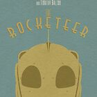 """The Rocketeer"" Print. by chrisstringer"