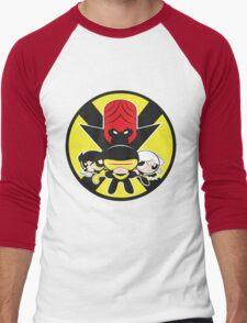 Chemical X-Men Men's Baseball ¾ T-Shirt