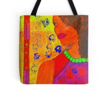 Looking Back Wondering Why (enhanced version) Tote Bag