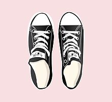 All You Need is Chucks by bymelindacoope