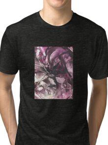Krypton's  labyrinth Tri-blend T-Shirt