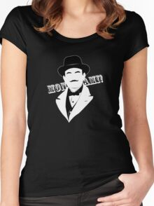 Mon ami! Women's Fitted Scoop T-Shirt