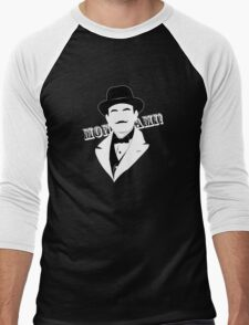 Mon ami! Men's Baseball ¾ T-Shirt