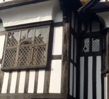 Tudor House Sticker