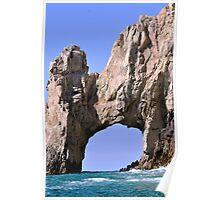 Los Cabos Arch Poster