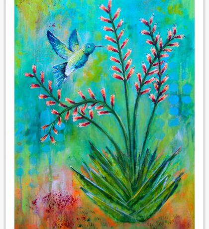 Desert Nectar Sticker