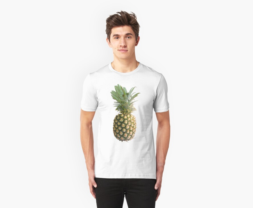 Pineapple by TommyGunGoblin