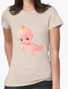 Kewpie Womens Fitted T-Shirt