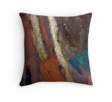 Rough Passage II Throw Pillow