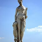 Statue of Diana - Paris, France by Kim North