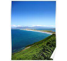 Kerry Coastline - Ireland Poster