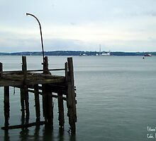 Titanic's Last Dock - Cobh, Ireland by Kim North