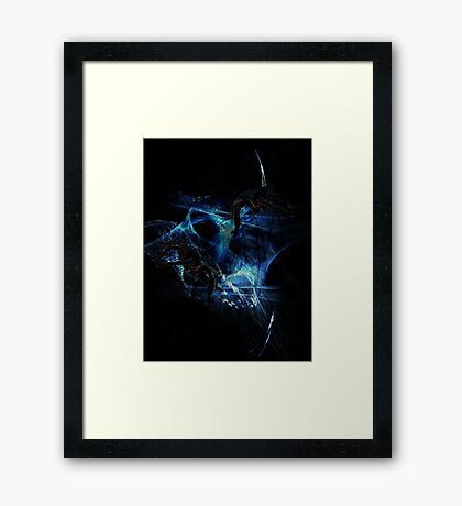 Spiders Framed Print