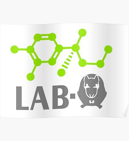 Adrenaline Lab-Rat VRS2 Poster