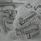 Portrait of a Cajun Storyteller  by AngiePi