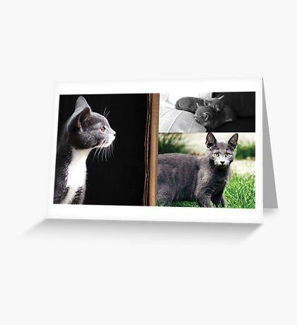 Memento Greeting Card
