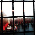 misty window by H J Field