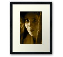 Unchained Melody . by Ada & Brown Sugar .Favorites: 3 Views: 235 thank you friends ! Framed Print