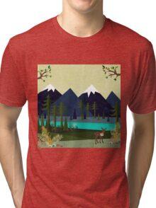 March Tri-blend T-Shirt