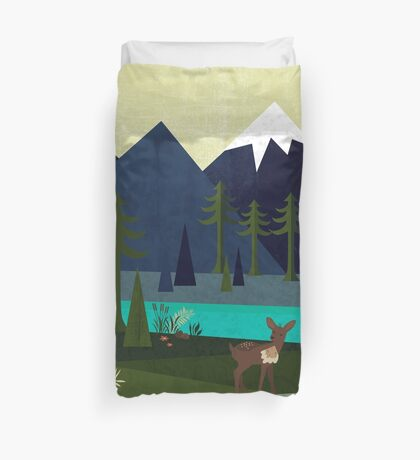 March Duvet Cover