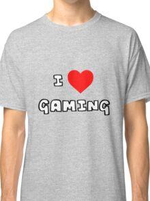 I Heart Gaming Classic T-Shirt