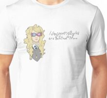 I suspect Nargles are behind it... Unisex T-Shirt