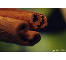 Doña Canela Photographic Print