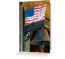 Ring the Bell Greeting Card