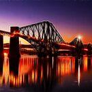 Forth Rail Bridge by Don Alexander Lumsden (Echo7)