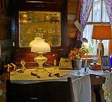 Lamp in the Cabin by © Joe  Beasley IPA
