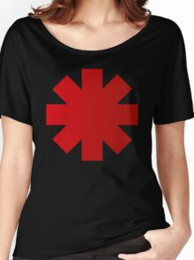 Red Hot Chilli Peppers RHCP Women's Relaxed Fit T-Shirt