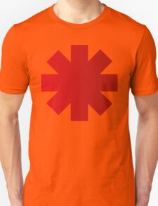 Red Hot Chilli Peppers RHCP Unisex T-Shirt