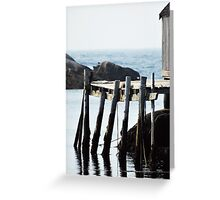 Peggy's Cove Living Greeting Card
