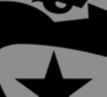Joes Silver Logo Sticker