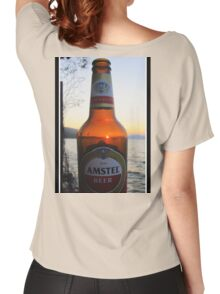 Sunset in a bottle ...... Women's Relaxed Fit T-Shirt