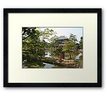 Nara, Japan Framed Print