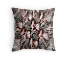 P1440098 _IOGraphica - 4.7 hours (from 10-21 to 15-04) _XnView _GIMP  Throw Pillow