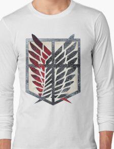 Scouting Legion ( alternative ) Long Sleeve T-Shirt